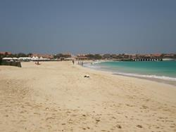 Cape Verdes diving holiday - Santa Maria, Sal Island.