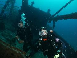 Cape Verdes scuba diving holiday - Sal Island.