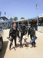 Cape Verdes Diving Centre - Sal Island.