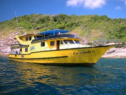 Thailand Dive Centre - See Bees Dive Boat MV Excalibur II