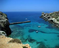 Malta scuba diving holiday.