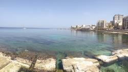 Malta scuba diving holiday. St Paul's Bay - Bugibba.