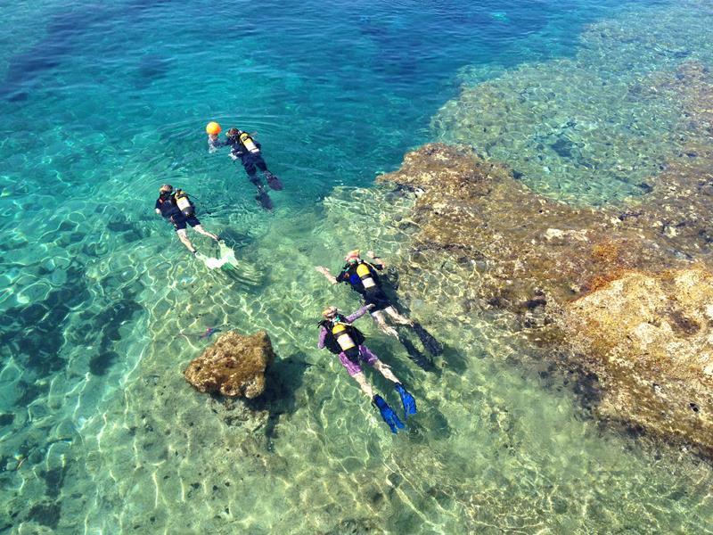 Malta dive centre st pauls bay malta sportif dive for Gozo dive centres