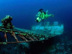Top 5 Wreck Dive Sites