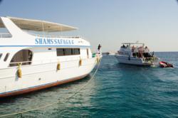 Wadi Gimal - Boats