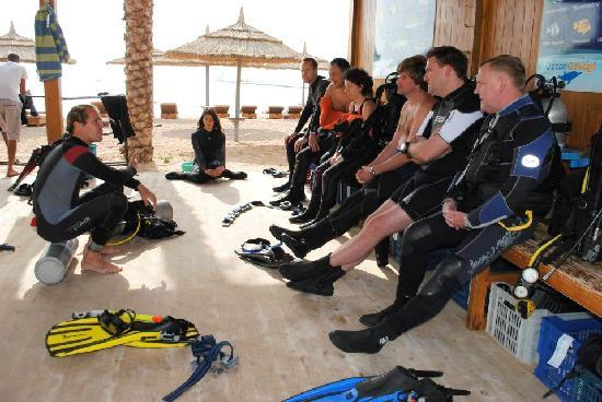 Sportif dive holidays sharm el sheikh red sea sharm el for Dive centres