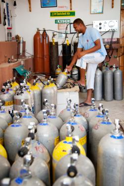 Reef 2000 - Compressor Room