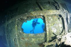 Philippines Scuba Diving Holiday. Sangat Island Wrecks of Coron.