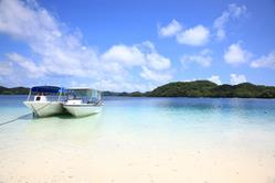 Palau Scuba Diving Holiday. Beach.