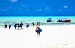 Zanzibar Scuba Diving Holiday. Paje Beach PADI Dive Centre.