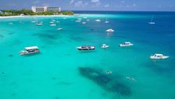 Barbados Scuba Diving Holidays. Carlisle Bay.