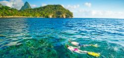 St Lucia luxury caribbean diving and snorkelling holiday