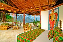 Anse Chastenet luxury diving holiday hotel