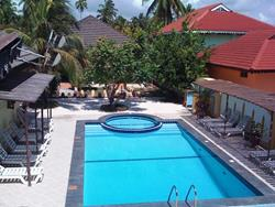 Arabian Nights Hotel - Zanzibar. Swimming pool.