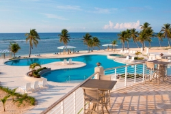 Cayman Brac Beach Resort - Cayman Islands. Swimming pool.