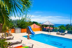 Grenada Dive Holiday. True Blue Bay Hotel - swimming pool.