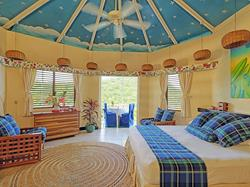 Caribbean - St Lucia scuba diving holiday. Anse Chastenet Superior Room.