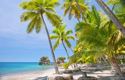 Caribbean - St Lucia scuba diving holiday. Anse Chastenet beach.