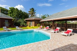 Shepherds Inn, Tobago - Caribbean. Diving holiday hotel.