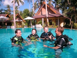 Thailand Diving Holiday