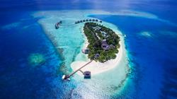 Maldives - Adaaran Club Rannalhi. Scuba diving holiday.