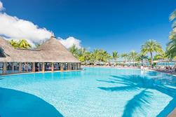 Creole Hotel, Le Morne - Mauritius. Outdoor pool.