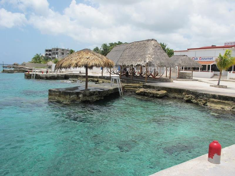 Mexico scuba diving holidays with sportif dive holidays - Cozumel dive sites ...