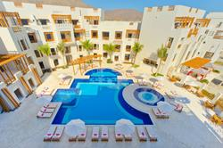 Sifawy Boutique Hotel - Sifah, Oman.
