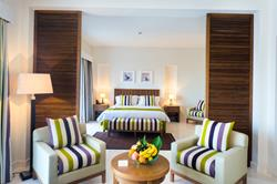 Sifawy Boutique Hotel - Sifah, Oman. Marina Suite.