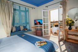 Captains Inn Hotel, El Gouna - Red Sea. Standard room, balcony.