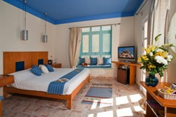 Captains Inn Hotel, El Gouna - Red Sea. Standard room.