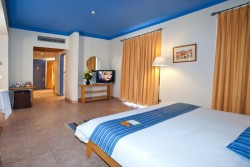 Captains Inn Hotel, El Gouna - Red Sea. Suite bedroom.