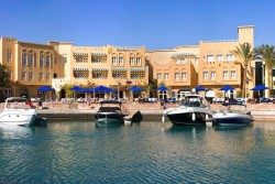 Captains Inn Hotel, El Gouna - Red Sea.