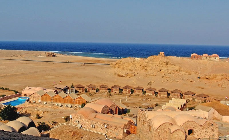 Roots camp el quseir red sea egypt diving holiday - Camel dive hotel ...