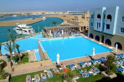 Marina Lodge Hotel - Marsa Alam. Swimming pool.