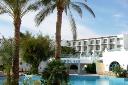 Hotel Shams Safaga - Red Sea. Swimming pool.