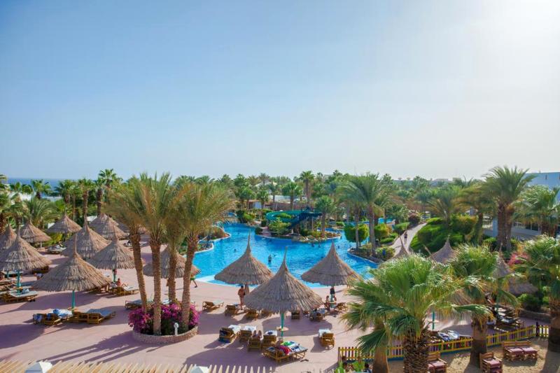 Maritim jolie ville golf resort sharm el sheikh red - Camel dive hotel ...