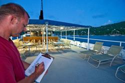 Cocos Island - luxury liveaboard scuba diving - Wind Dancer.