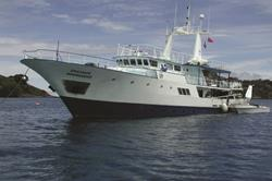 Cocos Island Luxury Liveaboard - Aggressor.