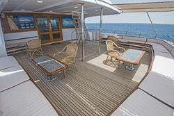 MV Contessa Mia - Red Sea Luxury Liveaboard.
