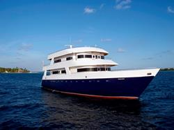 Maldives Luxury Liveaboard