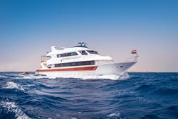 Red Sea Liveaboard Scuba Diving Holiday. Emperor Asmaa.