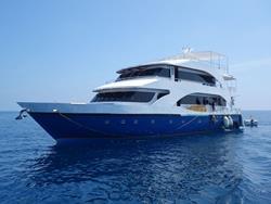 Maldives Liveaboard MV Voyager