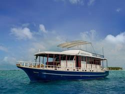 Maldives Liveaboard MV Atoll