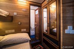 Maldives Emperor Atoll Liveaboard - double/twin cabin.