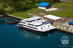 Palau Aggressor II Liveaboard.