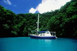 Palau Liveaboard Scuba Diving Holiday. Ocean Hunter I.