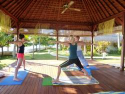 Free Yoga - Luxury Siddartha Spa Dive Resort Bali